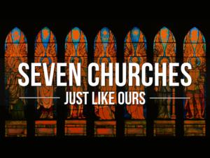 Seven Churches: Laodicea
