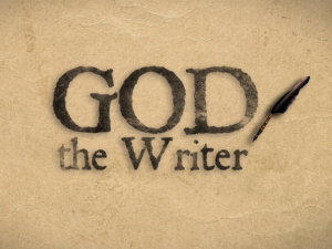God the Writer