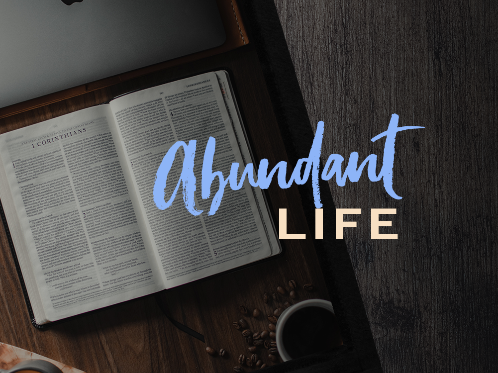 Read more about the article Abundant Life