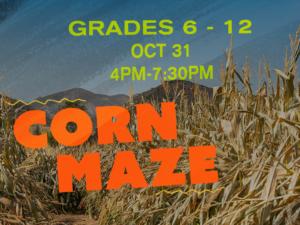 Corn Maze & More